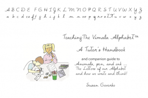 Teaching the Vimala Alphabet™