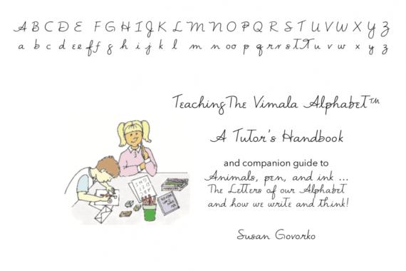 Teaching the Vimala Alphabet™